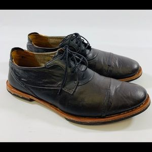 Timberland Modehouse Soft Leather Oxfords Sz 8